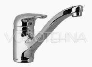 Armatura za sudoper s kutnim ventilima