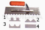 GLADILICA nazubljena 28x13cm