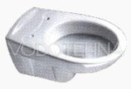 INKER - Sara - Viseća WC školjka