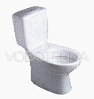 INKER - Sara - WC monoblok odvod u zid