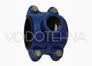 OGRLICA za PE-HD i PVC cijevi, GGG40