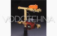 OVENTROP - Regulacijska stanica za podno grijanje s pumpom