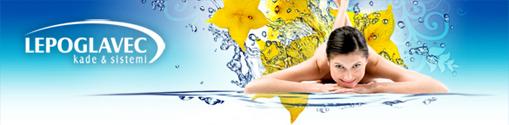 LEPOGLAVEC kupaonske kade, masžne kade i masažni sustavi