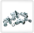 HOSES AND COUPLINGS, VALVES