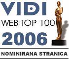 VIDI nominirana stranica